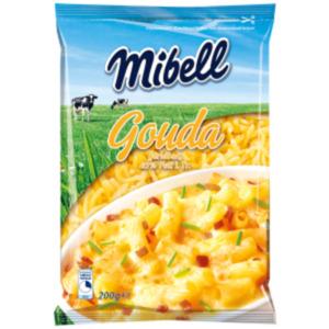 Mibell Käse, gerieben