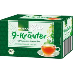 EDEKA Bio Kräuter- oder Früchtetee