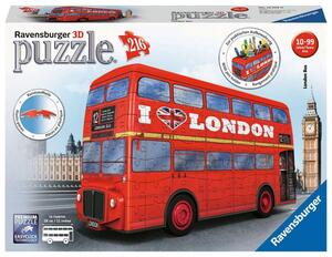 Ravensburger 3D Puzzle London Bus