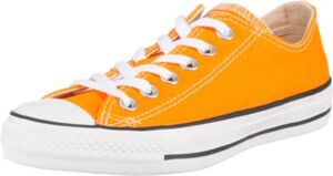 Chuck Taylor All Star Ox  Sneakers Low gelb Gr. 37,5