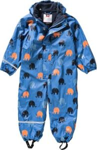 Regenanzug  blau Gr. 68 Jungen Baby