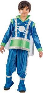 Kostüm Weltall Stern Junge, 3-tlg. Gr. 152/158