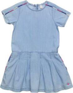Kinder Jeanskleid denim Gr. 92/98 Mädchen Kleinkinder