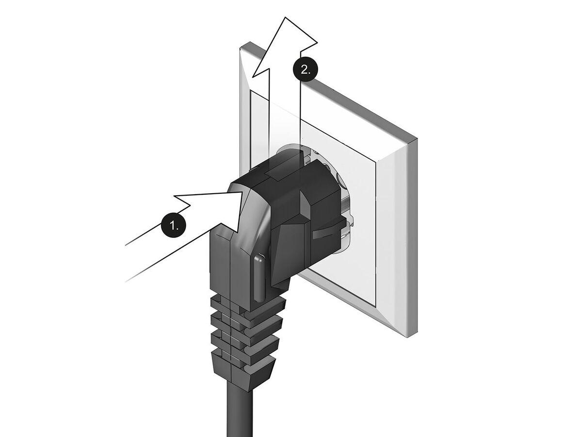 Bild 4 von Reer Steckdosenschutz, 20 Stück, schraubbar, geeignet für alle gängigen Steckdosen