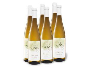 6 x 0,75-l-Flasche Adler Kerner Alto Adige DOC trocken, Weißwein