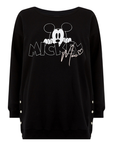 Damen Sweatshirt mit Disney©-Print