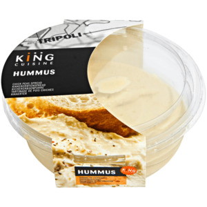 King Cuisine Hummus naturel