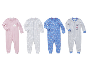 impidimpi 2 Pyjamas oder 2 Overalls