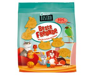 Choco Bistro Beste Freunde Mini Butterkekse mit Dinkel