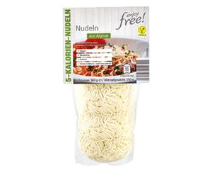enjoy free! 5-Kalorien-Nudeln
