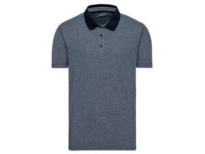 LIVERGY® Poloshirt Herren, in Pikee-Qualität, Tragekomfort durch hohen Baumwollanteil