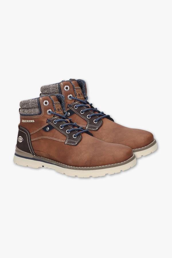 Dockers - Boots - Lederimitat