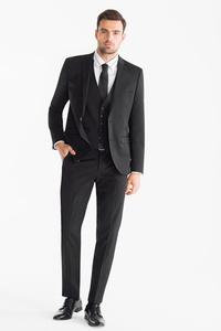 Anzug - Slim Fit - 4 teilig