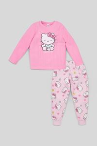 Hello Kitty - Fleece-Pyjama - 2 teilig