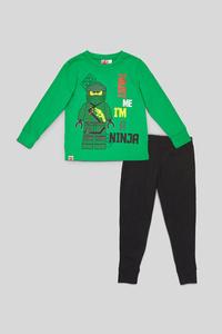 Lego Ninjago - Pyjama - Bio-Baumwolle - 2 teilig