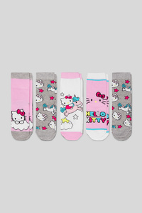 Worlds Apart Hello Kitty Kinderbett 70x140 Cm Rosa Von