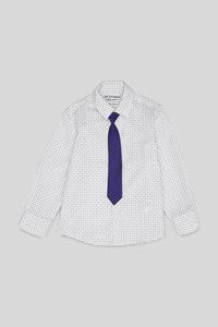 Set - Hemd und Krawatte - 2 teilig