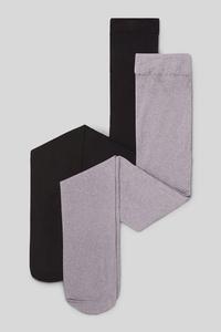 Feinstrumpfhose - 2er Pack - 40 den