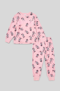Minnie Maus - Pyjama - Bio-Baumwolle - 2 teilig