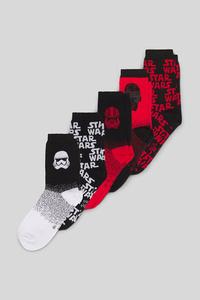Star Wars - Socken - 5 Paar