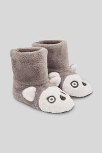 Baby-Fleece-Krabbelschuhe