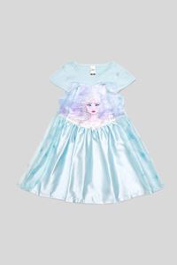 Die Eiskönigin - Kleid - Glanz Effekt