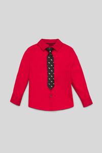 Set - Hemd und Krawatte