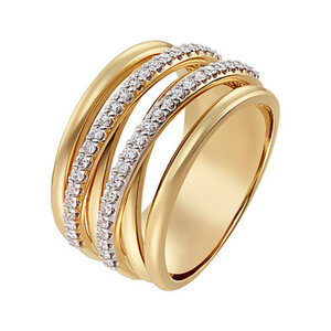 CHRIST Diamonds Damenring 87491994