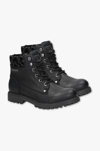 Tom Tailor - Boots - Lederimitat - Glanz Effekt