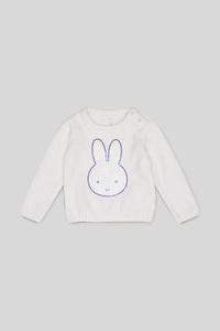Miffy - Baby-Pullover - Glanz Effekt
