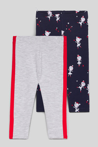 Leggings - 2er Pack