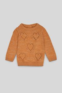 Baby-Pullover - Glanz Effekt