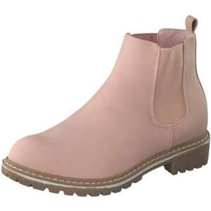 Inspired Shoes Stiefelette Damen rosa