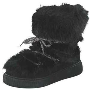 Marc Cain Winter Boots Damen schwarz