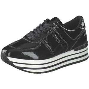 Post Xchange Plateau Sneaker Damen schwarz
