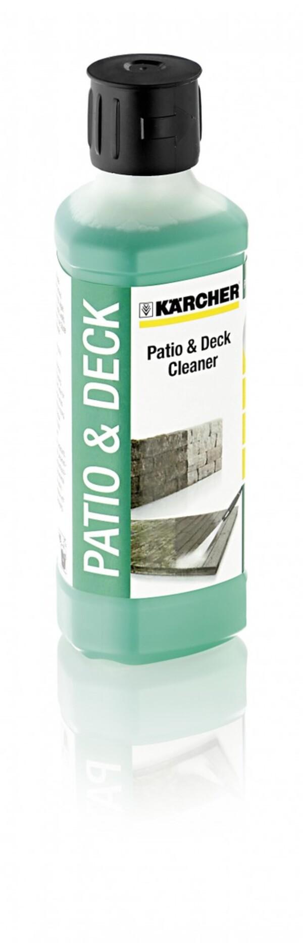 """Kärcher Reinigungsmittel """"Patio & Deck, Cleaner, RM 564, 500 ml Konzentrat"""""""