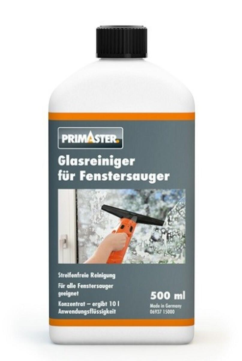 """Bild 1 von PRIMASTER Glasreiniger für Fenstersauger """"500 ml"""""""
