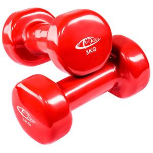 2 Gymnastikhanteln 2 x 3,0 kg