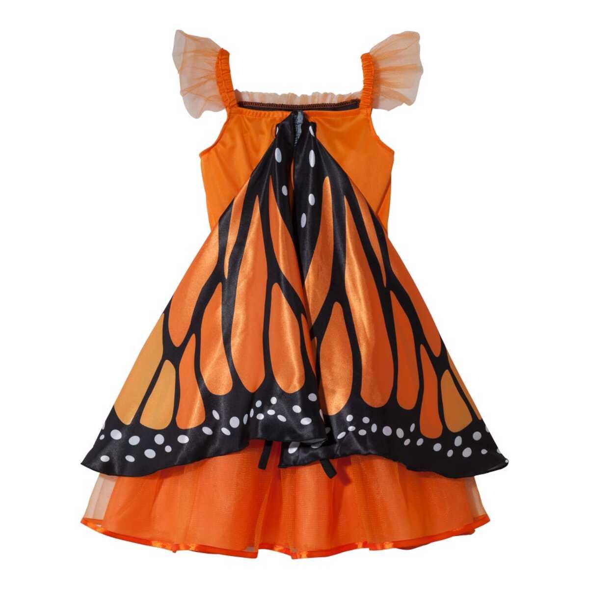 Bild 3 von Schmetterling- oder Pfau-Kostüm mit Flügeln für Erwachsene