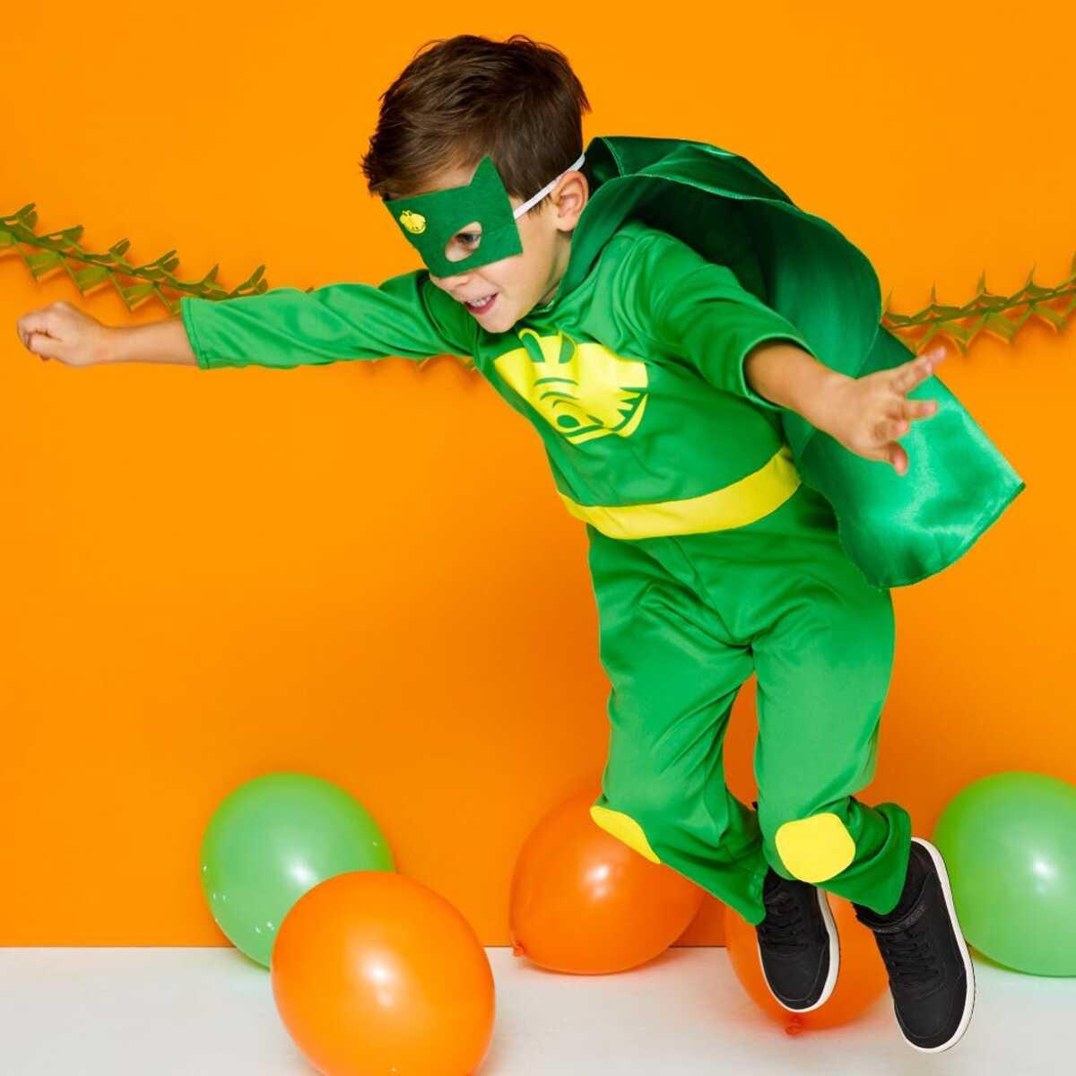 Bild 1 von Kinder-Superhelden-Kostüm mit Maske