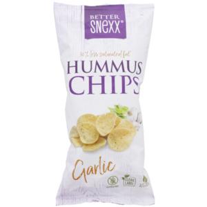 Better Snexx Hummus-Chips Garlic