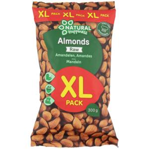 Natural Happiness Mandeln XL-Verpackung