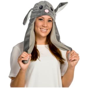 Mütze mit bewegenden Ohren