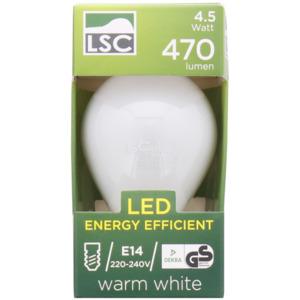 LSC LED-Lampe Softline Kugel