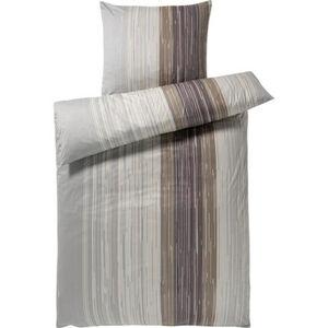 Estella Jersey-Bettwäsche Streifen