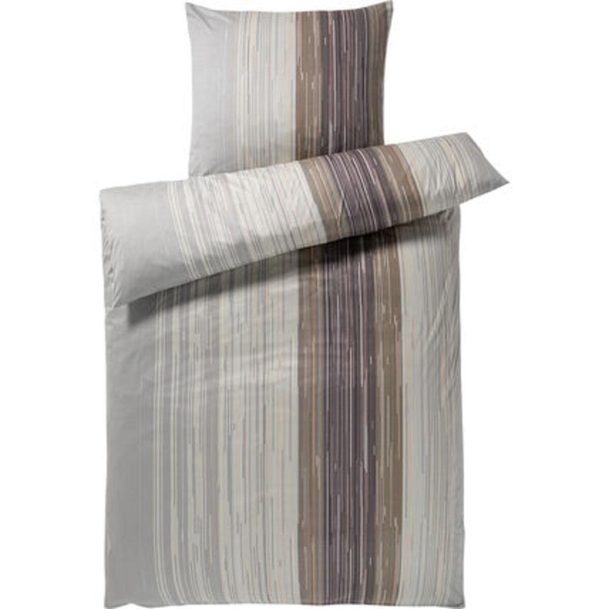 Bild 1 von Estella Jersey-Bettwäsche Streifen