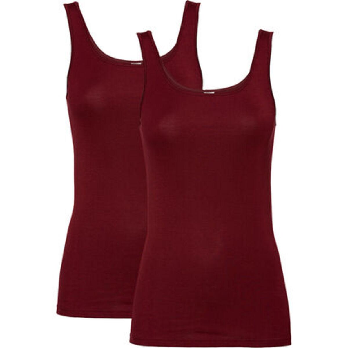 Bild 1 von Speidel Achselhemd, 2er-Pack, unifarben, für Damen