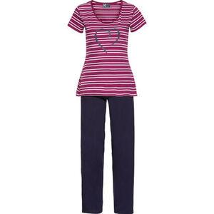 K-Town Schlafanzug, 1/2-Arm, für Damen