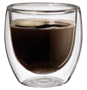 Cilio Kaffeeglas im Set, 250ml, 2-teilig