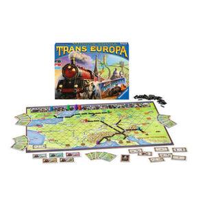 Ravensburger Trans Europa (& Amerika)